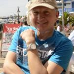 Christian Friess DL2MDU Hobby auf Reisen